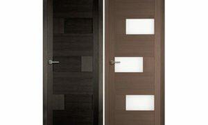 Размеры двойных межкомнатных дверей
