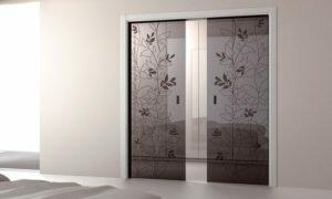 Двойные деревянные межкомнатные двери