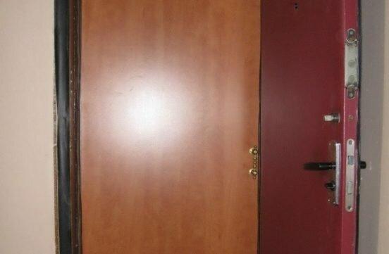 Внутренняя входная дверь
