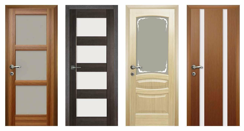 деревянные двери виды