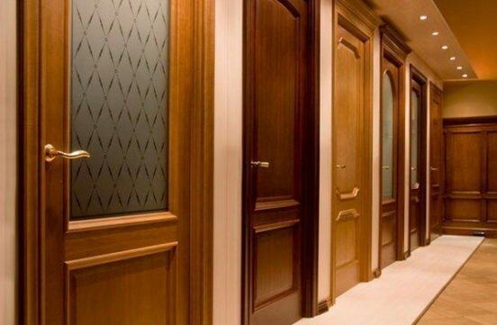 Из какого материала лучше выбрать межкомнатные двери