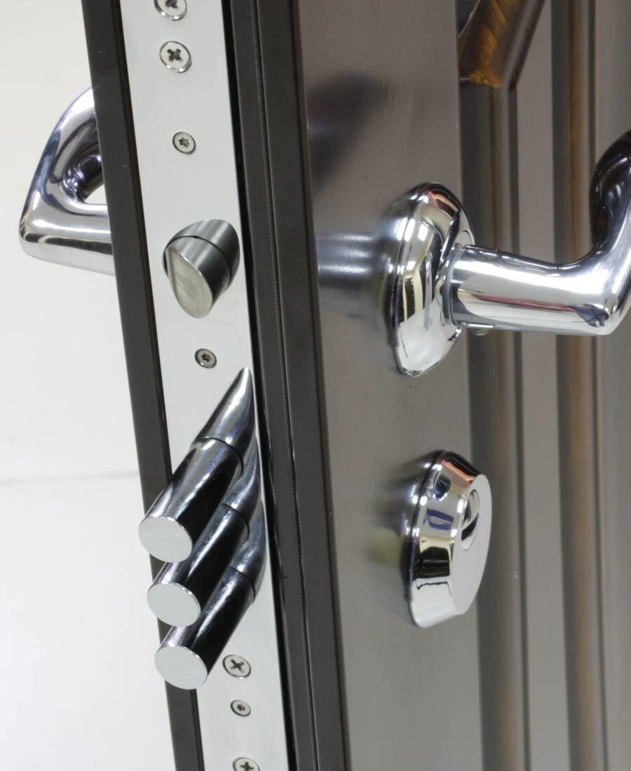 замок металлическая дверь