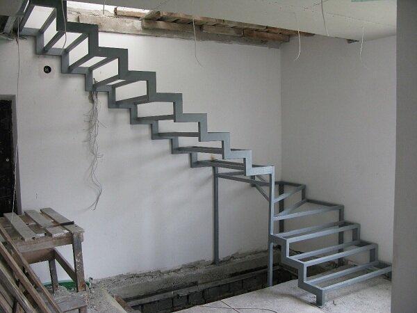 метал лестница