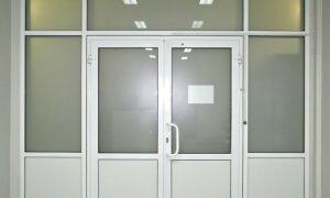Регулировка дверей пвх