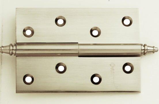 Как снять дверь с петель