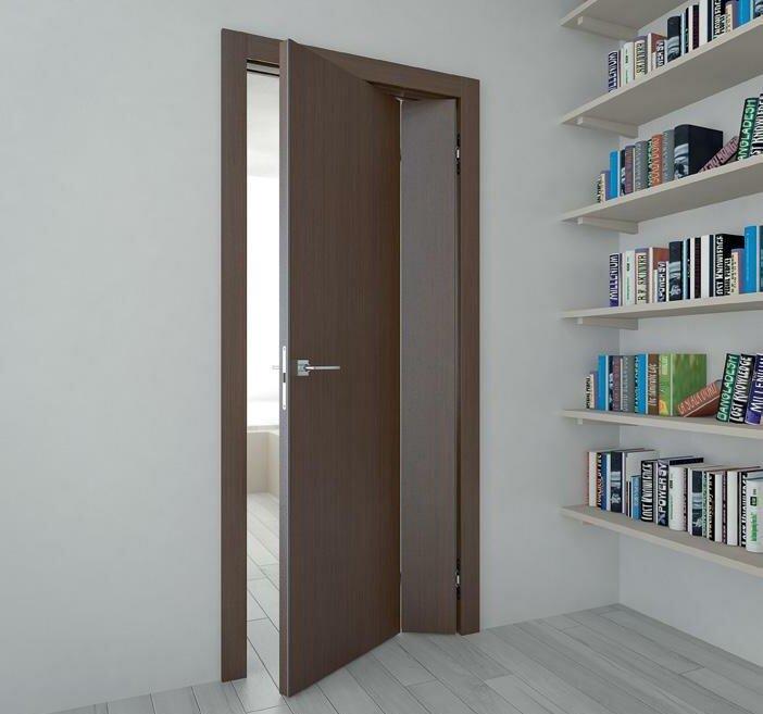 Как сделать межкомнатную дверь своими руками