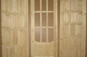 Изготовление межкомнатных дверей самостоятельно