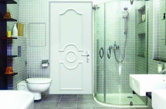 Размер дверей в ванную комнату