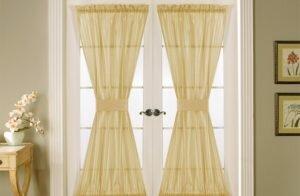 Шторы и занавески для межкомнатных дверей